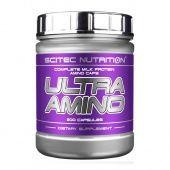 Ultra Amino Scitec Nutrition 200 капсул