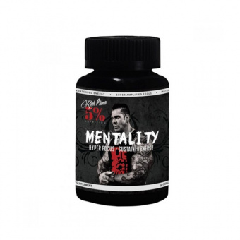 Mentality Rich Piana 5% Nutrition 90 капсул