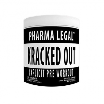 Kracked Out Pharma Legal Labs 30 порций