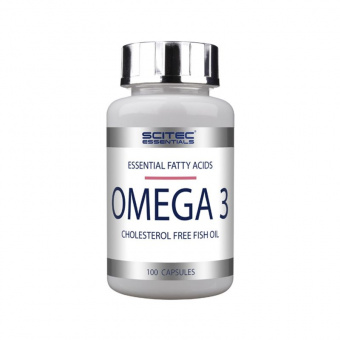 Omega 3 Scitec Nutrition 100 капсул