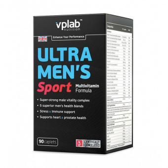 Ultra Men's Sport VP Laboratory 90 капсул