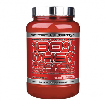 Whey Protein Professional Scitec Nutrition 920 грамм