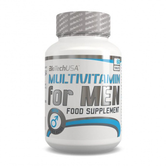 Multivitamin for Men Biotech USA 60 таблеток