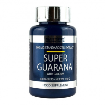 Super Guarana Scitec Nutrition 100 таблеток