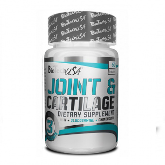 Joint Cartilage Biotech USA 60 таблеток