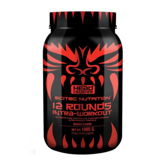 Head Crusher 12 Rounds Intra Workout Scitec Nutrition 1665 грамм
