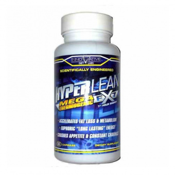 Hyperlean FX7 Mega Thermogenic Innovative Labs 60 капсул