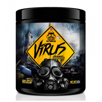 Virus Outbreak Nutrition 212 грамм